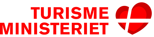Turismeministeriet nyt logo lines
