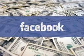 Facebook skilt med penge