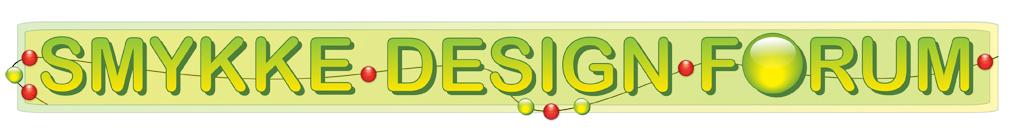 Smykke Design Forum top banner