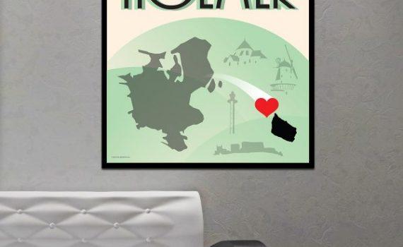 KøbenHolmer plakat